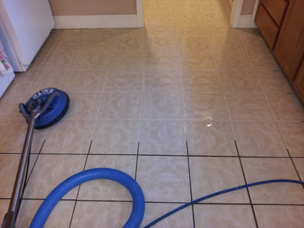 Tile & Grout Cleaning - McGuire's Cleaning Service