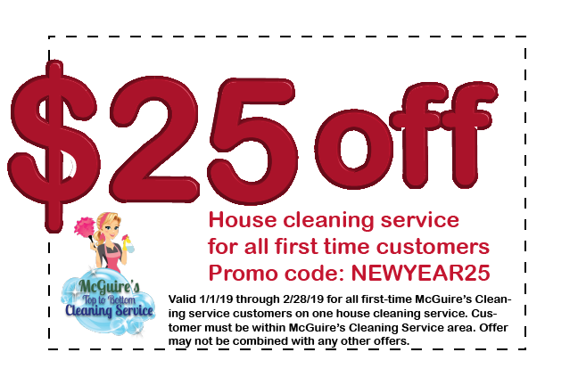 Special Offers Mcguire S Cleaning Service